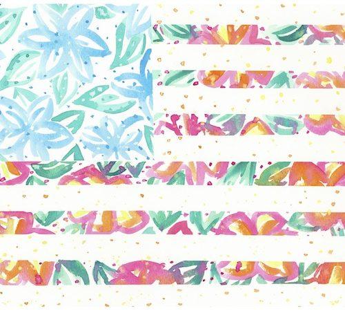 american-flag-tropical-watercolor