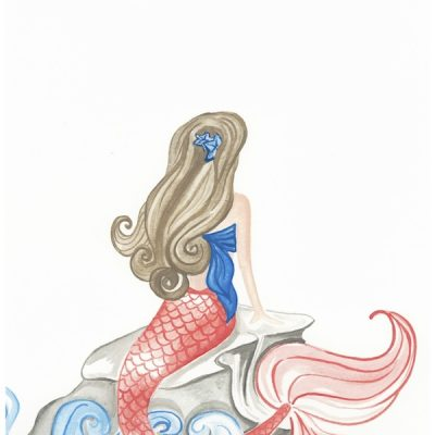 brunette-patriotic-red-tail-mermaid