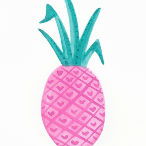 pink-pineapple