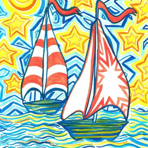 primary-color-sailboats