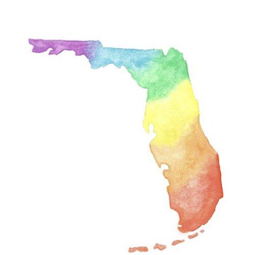 Rainbow Florida