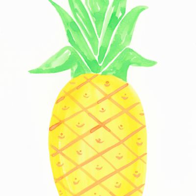 yellow-pineapple