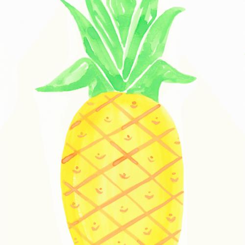 yellow-pineapple